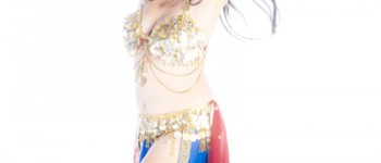 Belly Dancer Selena Kareena - American Cabaret 1
