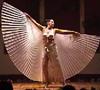 Selena Kareena dancing with Isis Wings