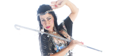 Selena Kareena - Saida costume