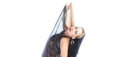 Selena Kareena - veil work