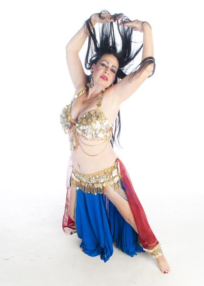 Belly Dancer Selena Kareena - Istanbul Nightclub